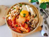 泡菜什錦菇煲(好菇道營養料理)