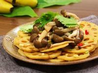 醋溜滑菇藕片 - 好菇道營養料理