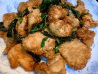 氣炸鹹酥雞