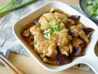 輕鬆電鍋菜~鮮菇蒸嫩雞!(影音)