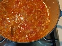 蕃茄義大利肉醬-成功