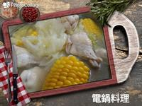 高麗菜玉米雞湯