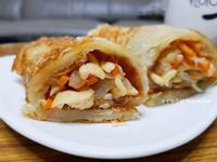 菇菇捲餅-「好菇道營養料理」