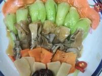 和風菇菇三層樓(好菇道營養料理)