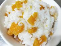 電子鍋副食品-地瓜粥