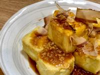 日式脆皮嫩豆腐