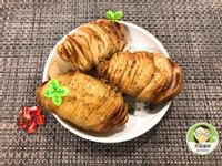 氣炸手風琴馬鈴薯~氣炸鍋料理
