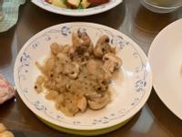 洋蔥蘑菇(無奶油版)