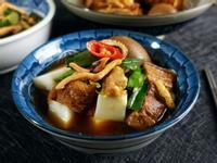 家傳菜|傳統粿仔湯