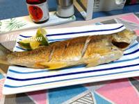 乾煎午仔魚