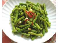 涼拌四季豆
