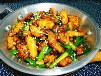 醬爆韭菜蟹管肉