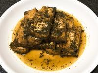 香椿油豆腐~全素