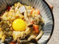 蔬菜豆腐豆漿燉飯|禾乃川小廚房