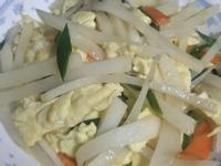 土豆絲炒蛋