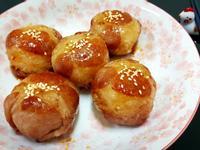 【低蛋白】日式薑汁燒肉飯糰