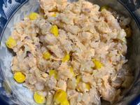 [寶寶版]甜椒玉米鮭魚燉飯