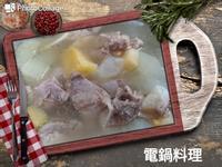 蔭鳳梨冬瓜排骨湯