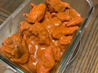 番茄風味奶油咖哩雞