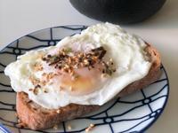 減脂餐-「無油半熟蛋」