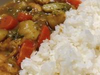 雞肉咖哩飯(カレーライス)