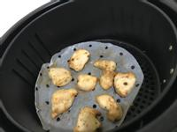氣炸鍋料理-氣炸檸檬椒鹽雞胸肉