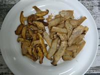 (氣炸鍋)奶油香菇&杏鮑菇