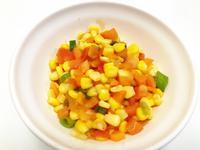 👩🏻🍳蕃茄炒玉米-簡易美食