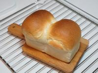 日式牛奶吐司。麵包機食譜