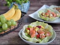 蔬果海味蝦鬆