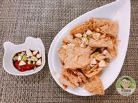 簡單酥炸脆豆皮~氣炸鍋料理