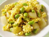 【厚生廚房】洋蔥毛豆鬆蛋