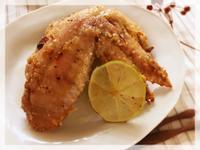 起司烤雞翅