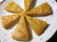 紅蘿蔔蛋餅(電鍋料理)
