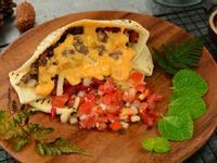 墨西哥莎莎烤餅