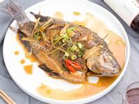 烏梅醋鮮魚
