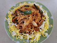 韓國泡菜炒雞