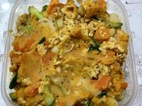地瓜蔬菜沙拉