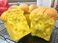 湯種蜂蜜栗南瓜吐司(手揉麵包)