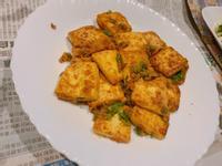 中式料理-金沙雞蛋豆腐🍚🥢
