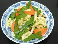 清炒雙蔬 素食可食