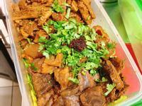 中式料理-麻辣冷魯+牛四寶🍻🍻✨