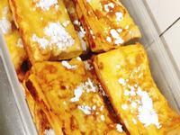 點心-法國吐司🇫🇷楓糖起司🧀️🥛