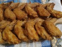 辣味炸雞翅