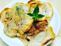 水餃皮海鮮煎餅🦞