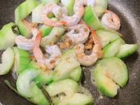 《快速料理》絲瓜匯蝦蝦