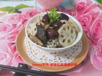 藜麥紅棗蓮藕炊飯