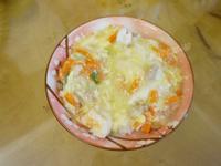蝦仁滑蛋瘦肉燴飯