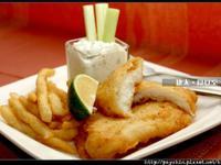 [黃金玄米油home炸料理] 英式平民美食‧炸魚薯條