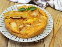 馬鈴薯厚蛋煎(2食材)